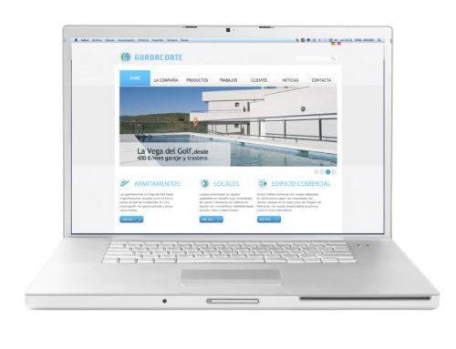 Guadacorte S.A. | Web corporativa