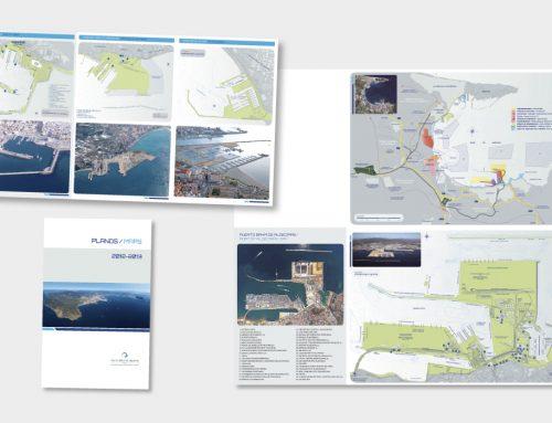 Puerto de Algeciras / Plano Map