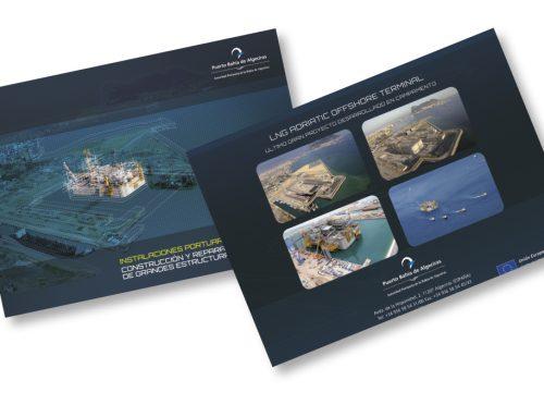 Puerto de Algeciras / Instalaciones portuarias de Campamento