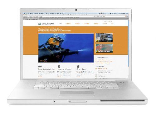 TSE Marine | Web Corporativa