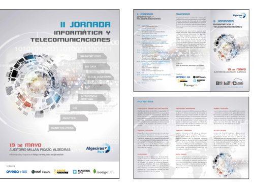 Puerto de Algeciras | II Jornada de Informática y Telecomunicaciones
