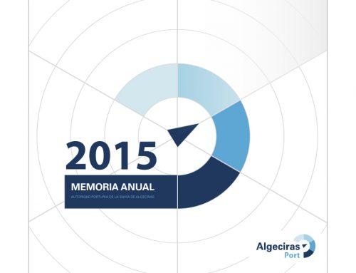 Puerto de Algeciras | Memoria Anual 2015